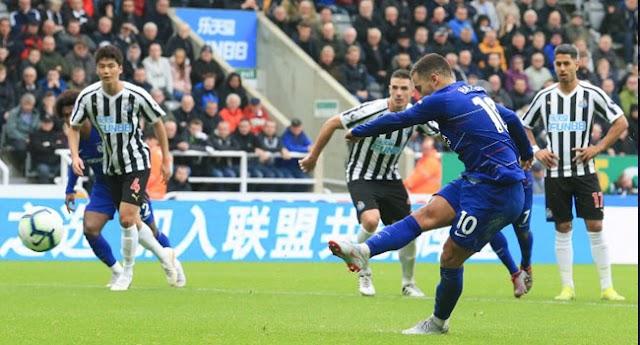 Hazard 'Happy' To Finish Career At Chelsea