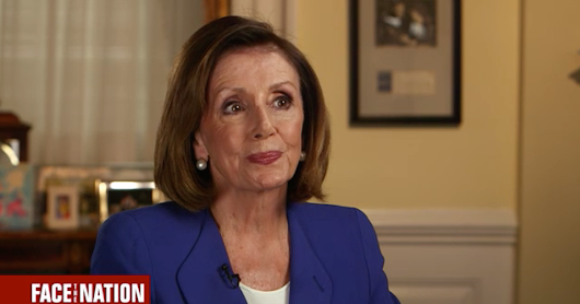 "Nancy Pelosi on ""Face the Nation"" says Democrats' approach to subpoena power will be ""very strategic"" - CBS News"