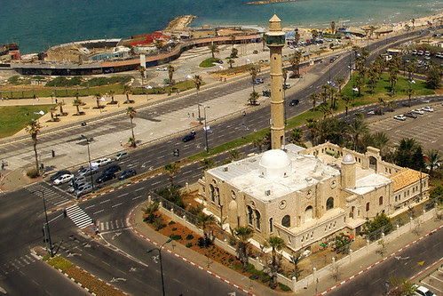 Tel Aviv Mosque  and Dolphinarium
