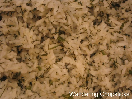 Persian Dill Rice 3