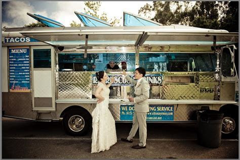 Hire a Taco Truck.   Budget Dollar Store Low Cost Wedding