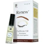 Rozge Cosmeceutical - Renew Eyebrow Revitalizer Oil - 0.33 oz | HerAnswer.com