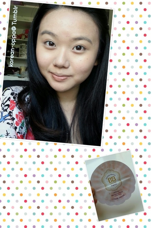 { Review } Etude House Mineral BB Cream