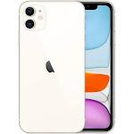 Apple iPhone 11 Refurbished - 128 GB - White - Unlocked - CDMA/GSM