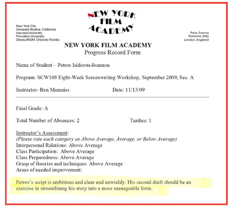 New York Film Academy Acceptance Rate