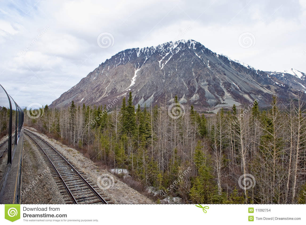 Alaskan Wilderness Stock Images  Image: 11092754