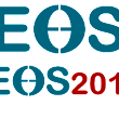 Logos for EOS and the iEOS2014 Conference