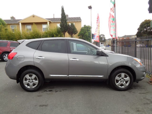 Used 2013 Nissan Rogue S 2WD for Sale in Richmond CA 94805 Cheap Auto Wholesale