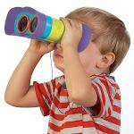 Geosafari Jr. Kidnoculars - Imaginative Play for Ages 3 to 4 - Fat Brain Toys