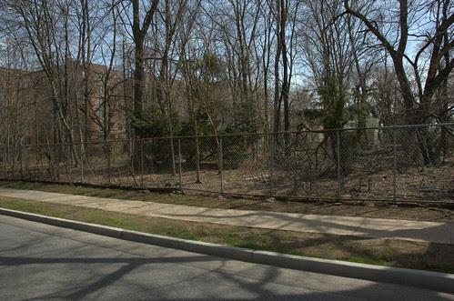 Future Site of Flatbush Community Garden