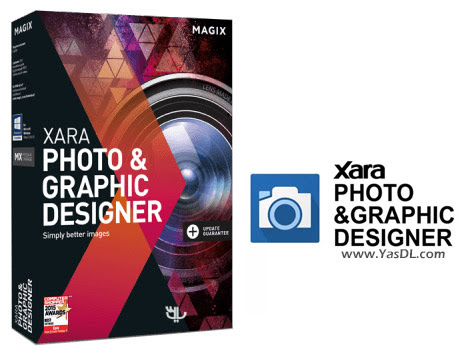 Simply better images: Xara Photo & Graphic Designer