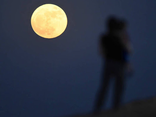 Supermoon Visible This Weekend In Maryland