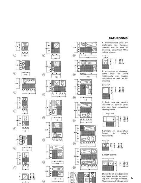 Architect's Data by Neufert – SenemSIRMA