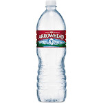Arrowhead Water, 100% Mountain Spring - 15 pack, 33.8 fl oz bottles