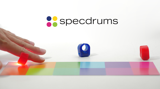 Specdrums: Music at Your Fingertips