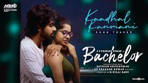 Kaadhal Kanmani Lyrics- G V Prakash Kumar & Swagatha S Krishnan