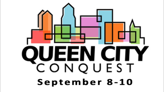 Update 2: Events and Guest Update · The Queen City Conquest 2017