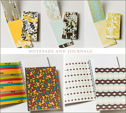 Notepads & Journals