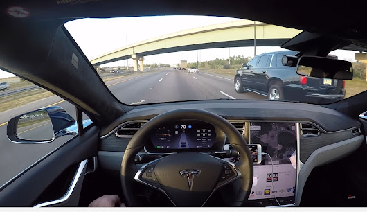 Musk Personally Pushes Autopilot To The Limit To Improve System - Tesla Motors Club