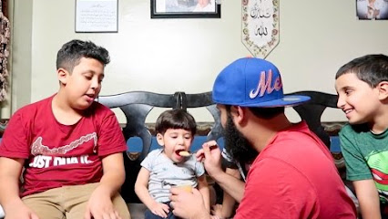 Adam Saleh Baby Food Challenge