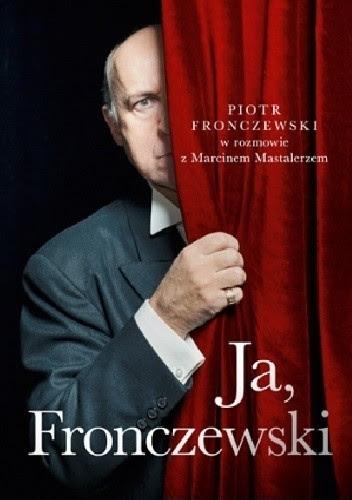 Okładka książki Ja, Fronczewski