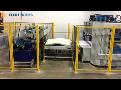 ET-ROLL-310 - Mattress Compression Roll Packing System