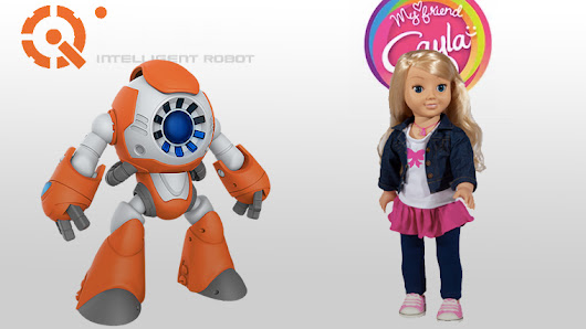 These toys are recording your children and sending what they say to a defense contractor