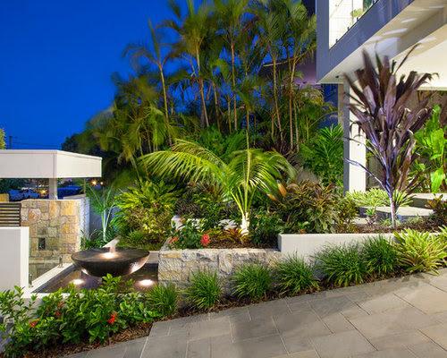 Brisbane Front Yard Garden Design Ideas, Renovations & Photos