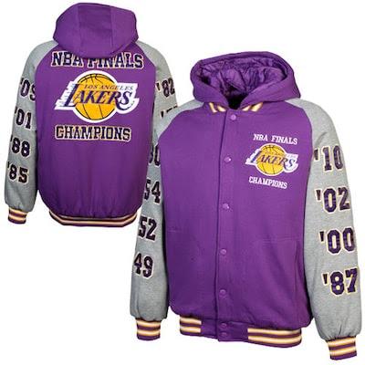 Los Angeles Lakers 16X NBA Finals Champs Defender ...