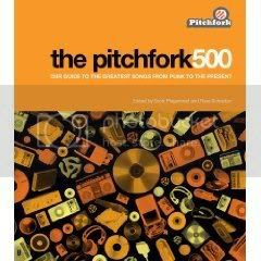 The Pitchfork 500 (book)