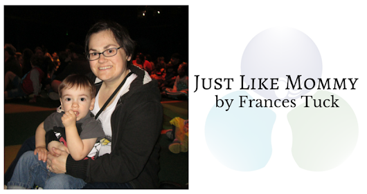 Just Like Mommy by Frances Tuck | Baptist Women in Ministry (BWIM)..