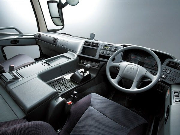 ALL ABOUT TRUCK AND BUS: 2011 Mitsubishi Fuso Super Great