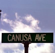 CANUSA sign