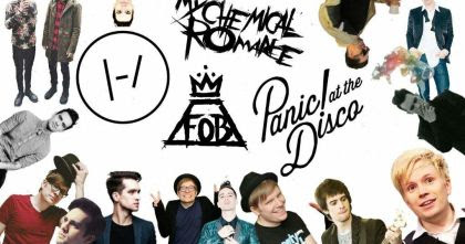 Do you like these EMO BANDS?