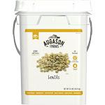 Augason Farms Lentil Beans Emergency Bulk Food Storage 24 Pound 4-gal