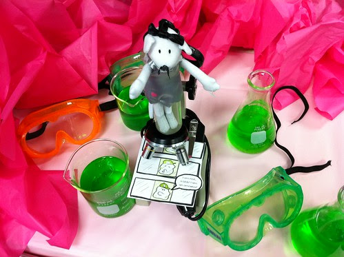 Babymouse: Mad Scientist