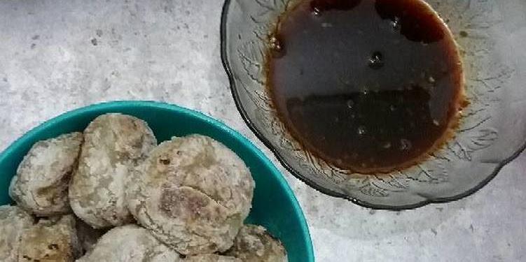 Resep Pempek Tunu & Cuko Palembang No Ikan Oleh YOO AH IN