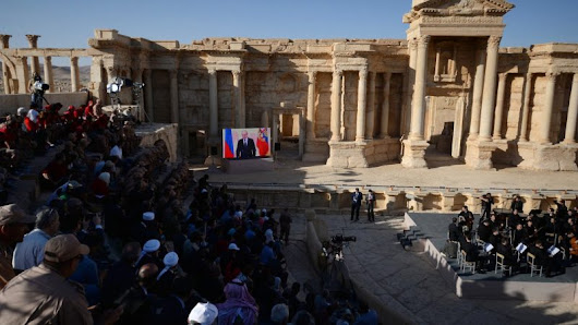 The Uphill Battle of Protecting Syrian Antiquities Amidst War · Global Voices