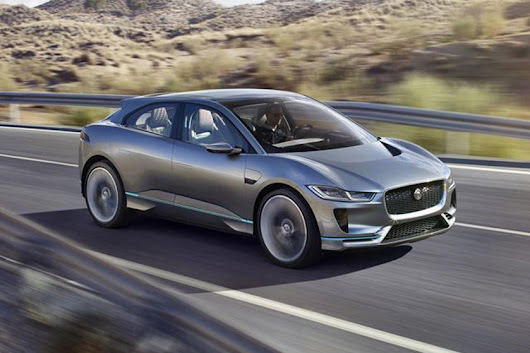Jaguar Could Become An All-Electric Brand - CarBuzz