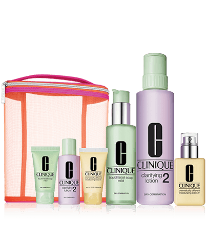 Great Skin Everywhere Gift Set Clinique