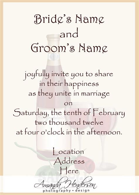 wedding invitation wording samples st invitation