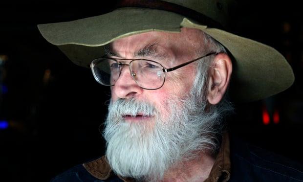 Terry Pratchett.