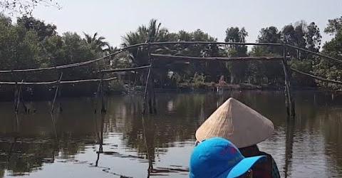 Tập 2: Khởi công xây cầu bê tông 150tr giúp bà con nghèo ở Kiên Giang