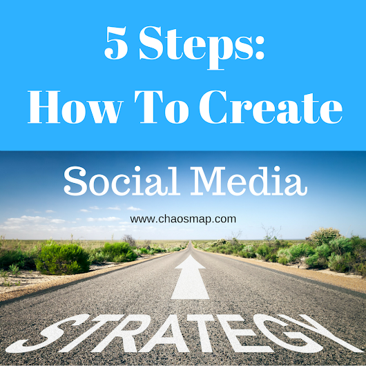 How To Create A Social Media Strategy In 5 Steps