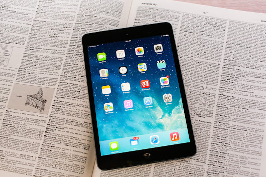 Время делать выбор: Apple iPad Mini Retina или iPad 2 - Viarum
