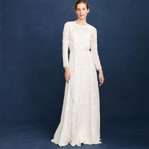 Why J.Crew Is Shutting Down Its Bridal Line   Who What Wear