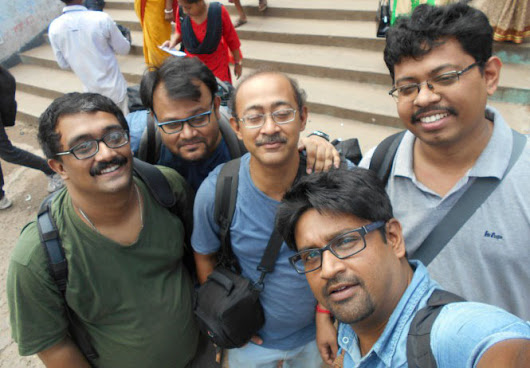 West Bengal Wiki Community's Participation in Wikipedia Loves Monuments Project