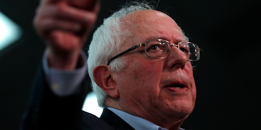 Bernie Sanders just melted away a 30-point Hillary Clinton lead in a new poll