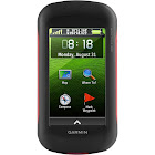 "Garmin Montana 680 4"" Handheld GPS with Built-In Camera - Black/Orange"