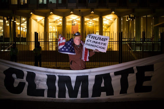 Climate change: How Trump could become the world's greatest sponsor of terrorism